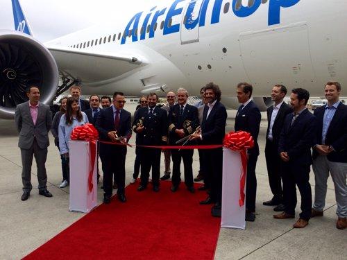 Octavo dreamliner Air europa