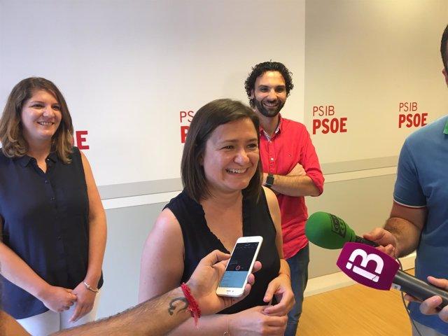 Garrido de los Socialistas de Mallorca