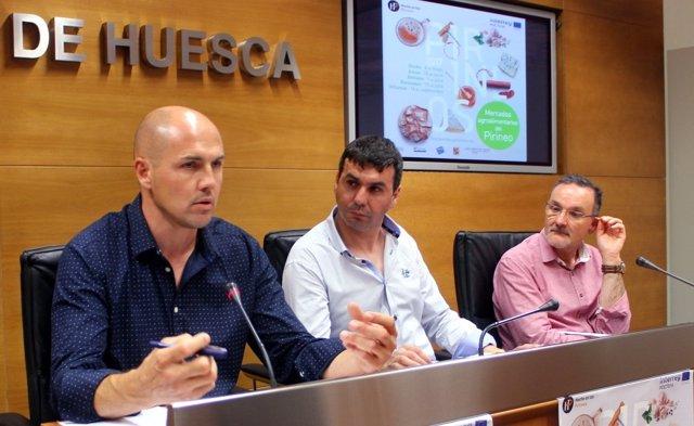 Presentación del Mercado Agroalimentario de Boltaña.