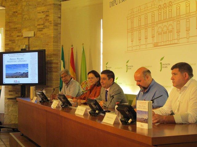 Presentación del libro 'Sierra Mágina: territorio literario'