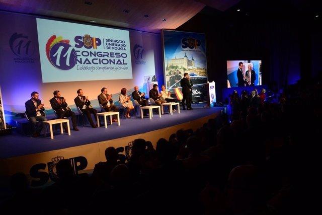 XI Congreso Nacional del SUP celebrado en Toledo
