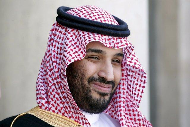 Mohamed bin Salmán, príncipe heredero saudí
