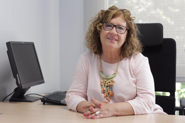 Manoli Muro presidenta Aspace Rioja