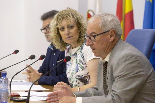 Díaz Tezanos informa del plan de emergencia contra la sequía