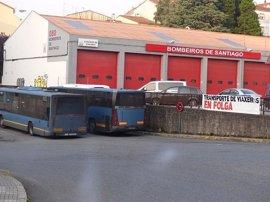 La huelga de buses paraliza el sector y 57.000 alumnos vuelven a quedarse sin transporte