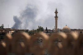 Las fuerzas iraquíes inician una ofensiva hacia la mezquita de Mosul, donde se proclamó el 'califato'