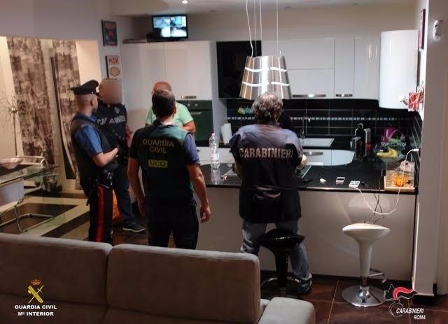 Desarticulada una red de narcotráfico en España e Italia