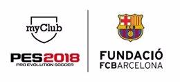 Konami y FC Barcelona firman acuerdo