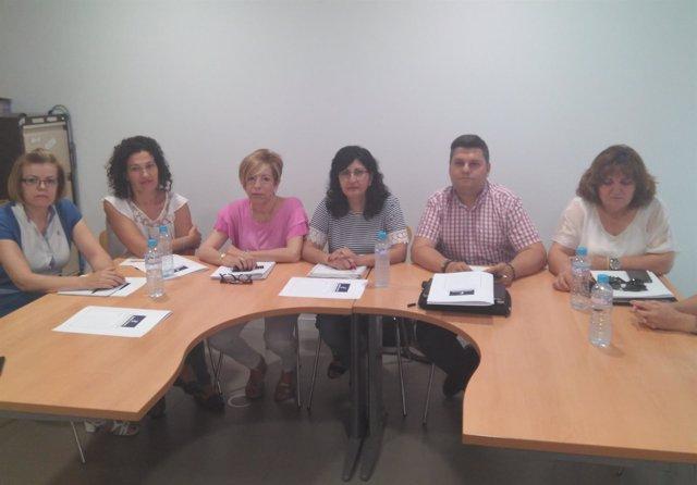 Comité Empresa Servicios Periféricos Bienestar Social Toledo