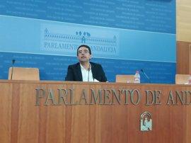 PSOE-A propone crear un grupo de trabajo en el Parlamento sobre financiación autonómica