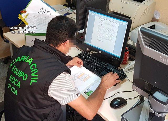 Agente operación 'Escandallos'