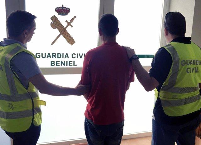 La Guardia Civil Desmantela Un Grupo Juvenil De Experimentados Delincuentes Dedi
