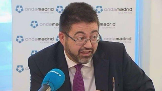 Carlos Sánchez Mato en Onda Madrid