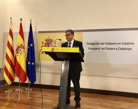 "Enric Millo aplaude que Carles Puigdemont ""rectifique la disparatada"" convocatoria de la Junta"
