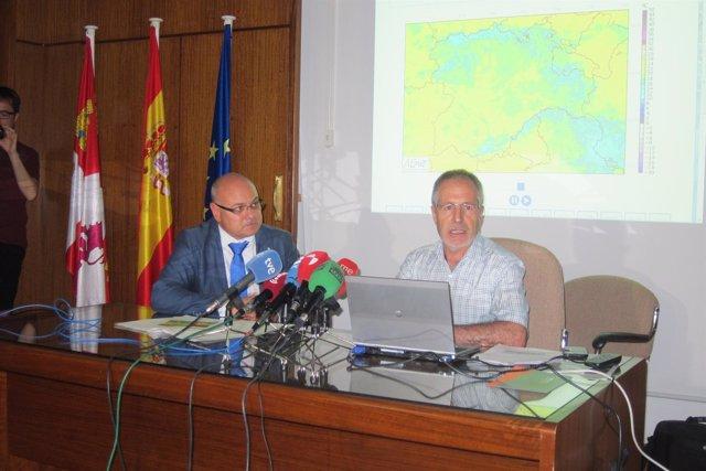 Valladolid. Gómez Iglesias y Álvarez analizan la primavera en CyL
