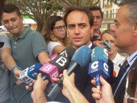 """EUIB exige la dimisión de Álvaro Gijón debido a """"la cantidad de sospechas e indicios de corrupción"""""""