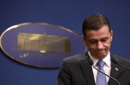 El Parlamento rumano tumba el Gobierno del primer ministro Grindeanu