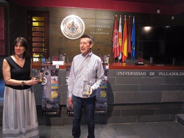 Valladolid.- Felicidad Viejo y Javier Castán