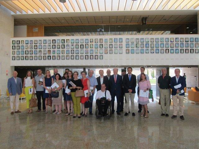 Asamblea general de la Asociación de Fundaciones de Extremadura