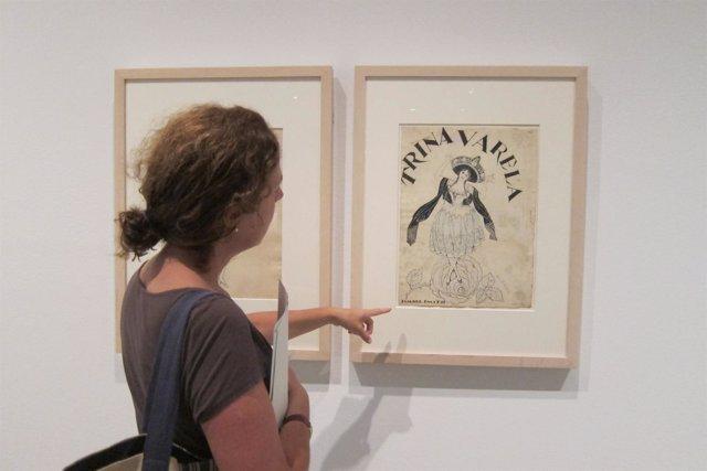 Exposición de Ismael Smith en el MNAC