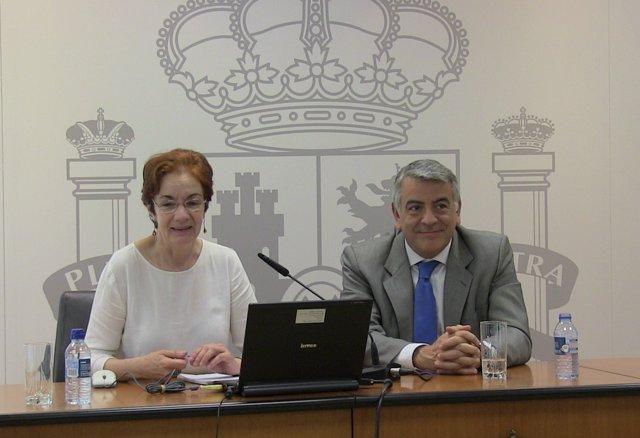 Rueda de prensa predicción aemet en pais vasco
