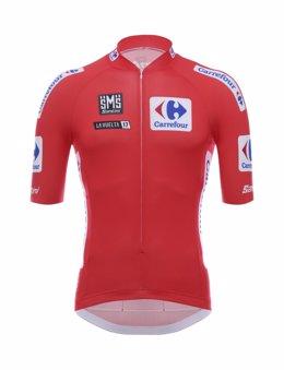 Santini fabricará los jerséis de La Vuelta hasta 2021