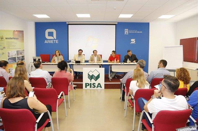Presentación del nuevo directorio del PISA.