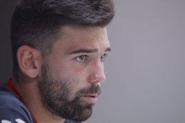 """Víctor Álvarez: """"He cumplido tantos sueños en el Espanyol que solo puedo dar las gracias"""""""