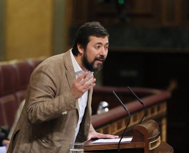 Antón Gómez-Reino, diputado de En Marea