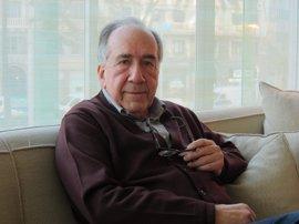 """Joan Margarit (Premio Poesía Pablo Neruda): """"El catalán es una lengua de tantas"""""""