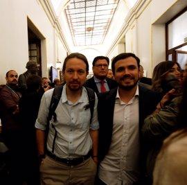 """Pablo Iglesias defiende ser """"generosos"""" con IU y seguir """"caminando juntos"""" en Unidos Podemos"""
