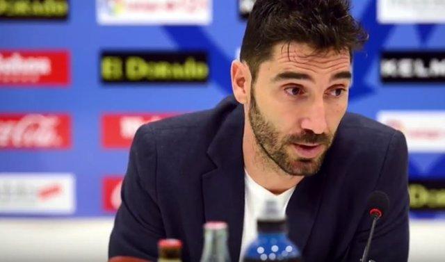 David Cobeño, nuevo director deportivo del Rayo Vallecano