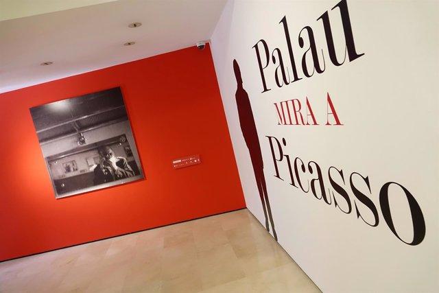 'Palau Mira A Picasso' En Una Muesta En La Fundación Casa Natal