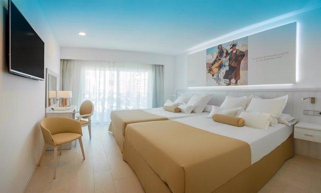 Un hotel dedicado íntegramente a Joaquín Sorolla