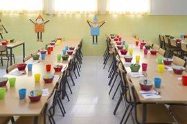 La Junta anuncia un aumento de plazas de comedor para el próximo curso