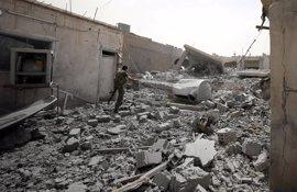 """Guterres expresa su preocupación por la """"peligrosa"""" situación de los civiles en Raqqa"""