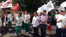 El PSOE pide a la Junta que mantenga todos los puestos de trabajo cuando llegue el nuevo hospital de Salamanca