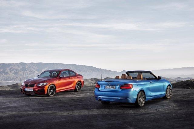 BMW Serie 2 Cabrio y Serie 2 Coupé