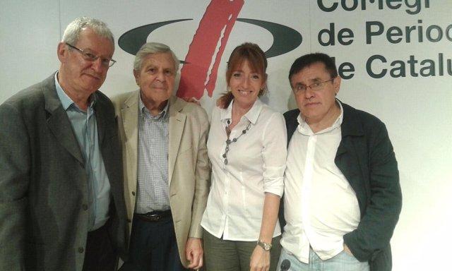 El colectivo Juan de Mairena
