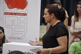"""Eva Pérez entiende que debería haberse permitido """"más tiempo"""" para hablar con los militantes antes de las primarias"""