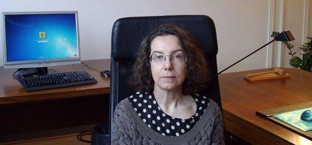 Ana María Menéndez Pérez, asesora para Asuntos Políticos del secretario general