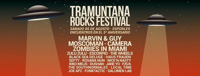Tramuntana Rocks