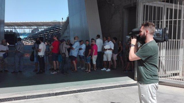 Casting en Almería para la nueva película de Brian de Palma