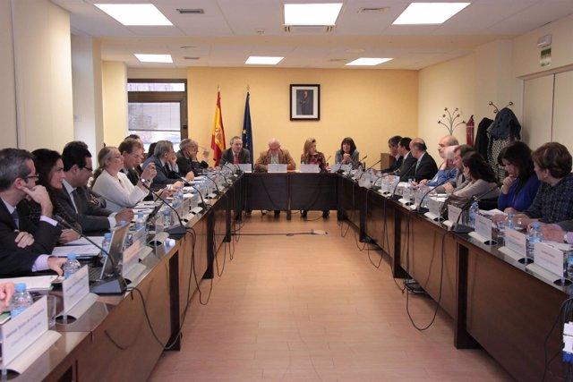 Reunión del Comité de Información del Consejo de Seguridad Nuclear.