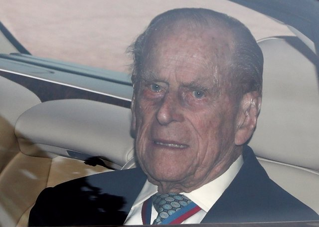 Príncipe Felipe, duque de Edimburgo y marido de Isabel II