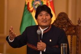 """Morales tilda de """"represalia"""" las condenas en Chile contra nueve funcionarios de Bolivia"""