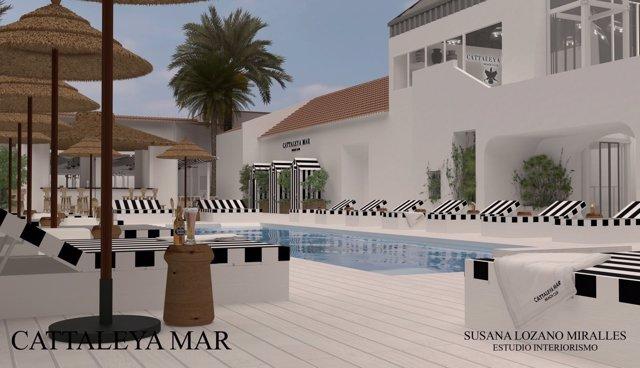Beach Club Cattaleya Mar