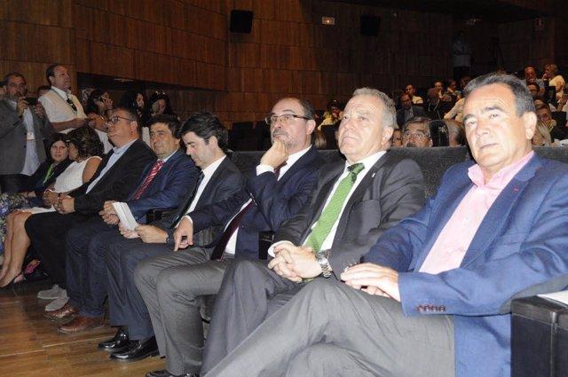 Inauguración del II Congreso Nacional de Despoblación en el Medio Rural.