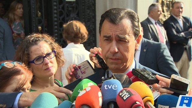 Maillo ve a Sánchez cierto complejo Podemita