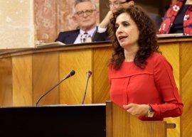 El Gobierno andaluz exige responsabilidades políticas por la amnistía fiscal de Rajoy